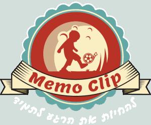 ממו קליפ - לוגו
